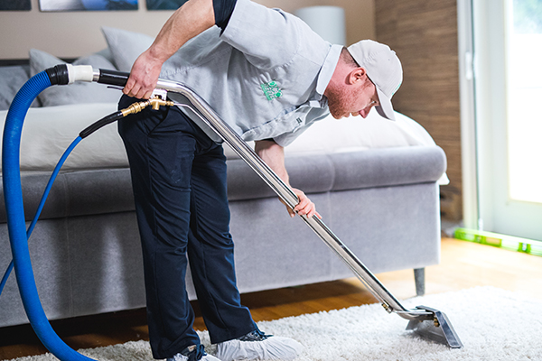 top North Vancouver carpet cleaners