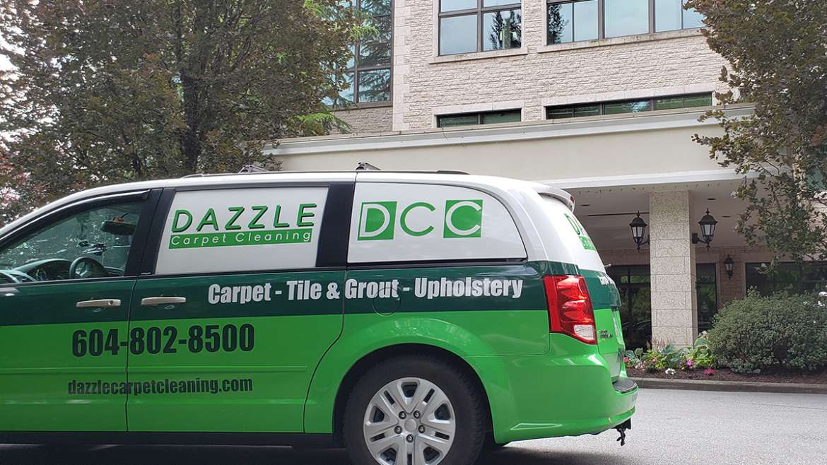 Commercial Carpet Cleaning + Dazzle CC