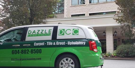 Commercial Carpet Cleaning + Dazzle CC
