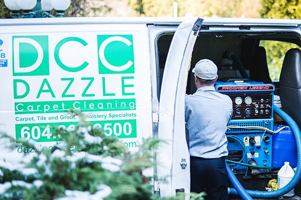 Commercial Carpet Cleaning Surrey: Dazzle CC