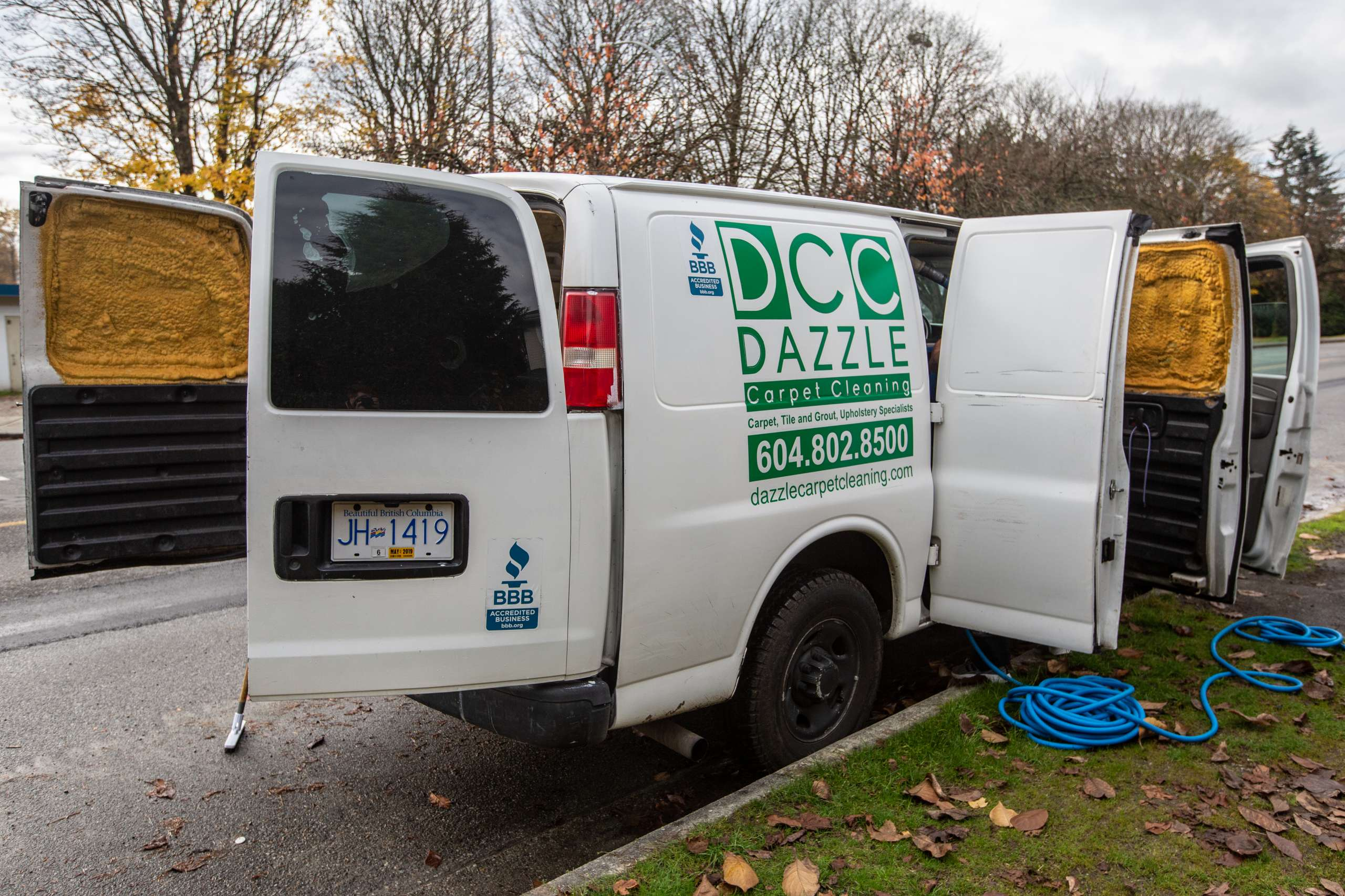 Commercial Cleaning Services New West: Dazzle CC