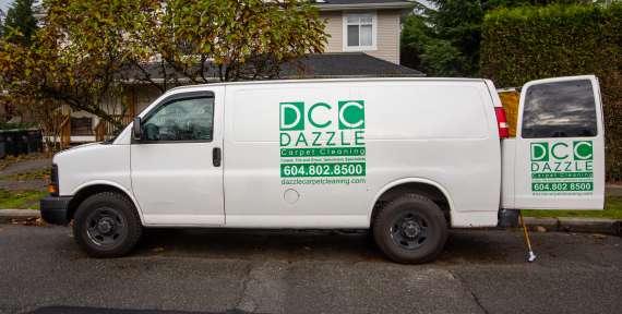 Commercial Carpet Cleaning West Van: Dazzle CC