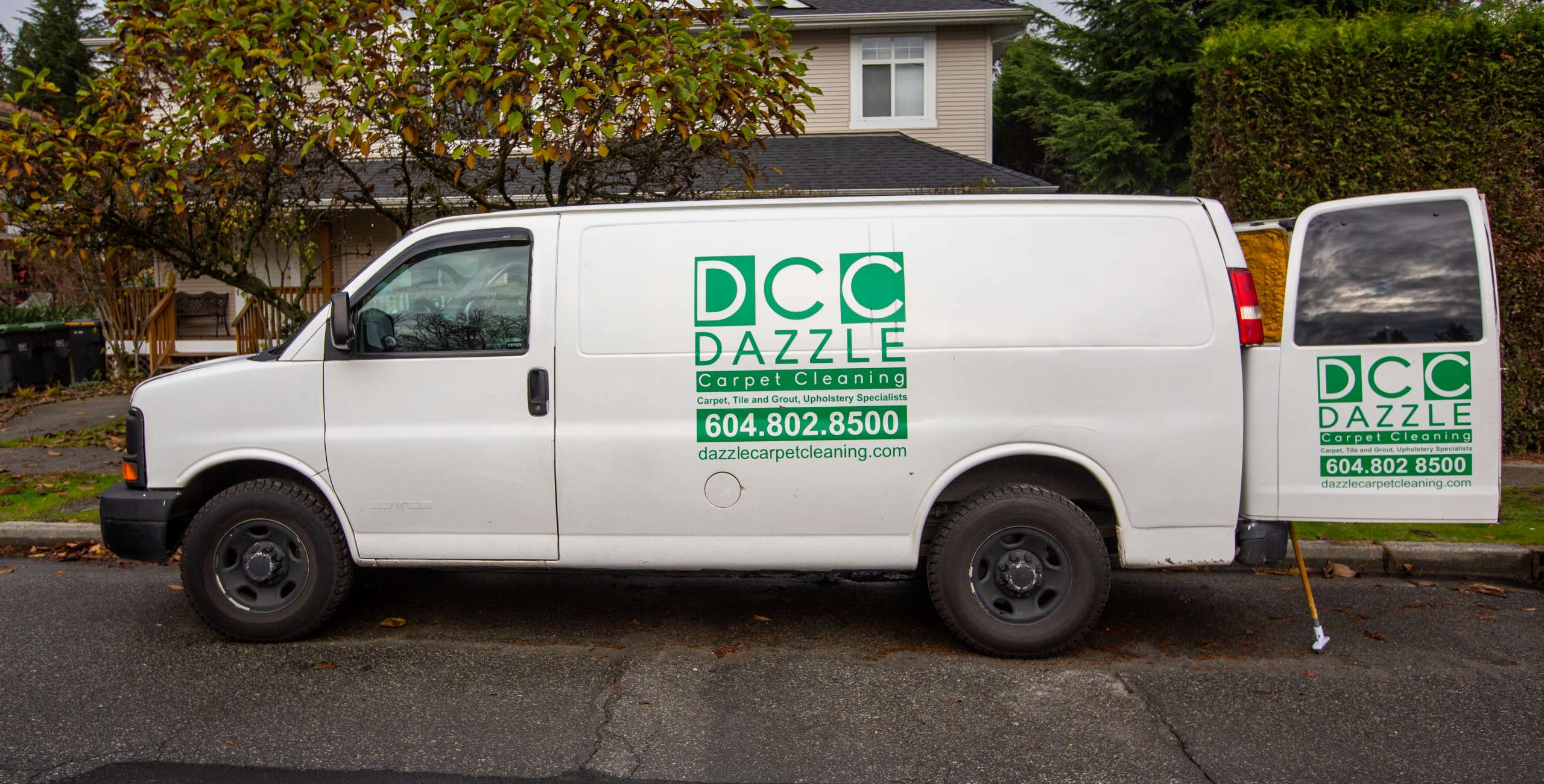 Commercial Carpet Cleaning West Van: Dazzle CC