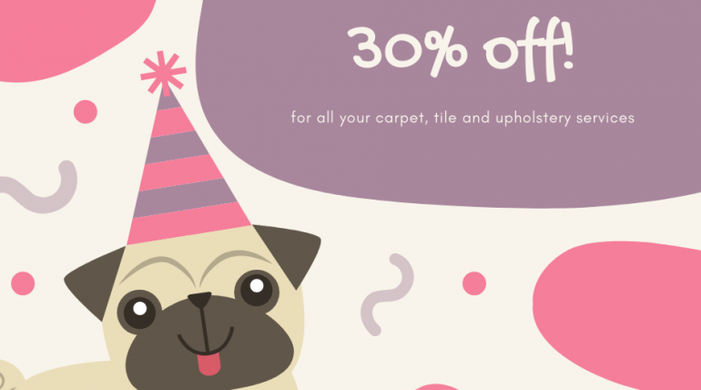 Carpet Cleaning Discounts Vancouver