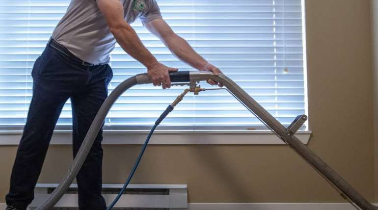 Why Clean Your Carpets?
