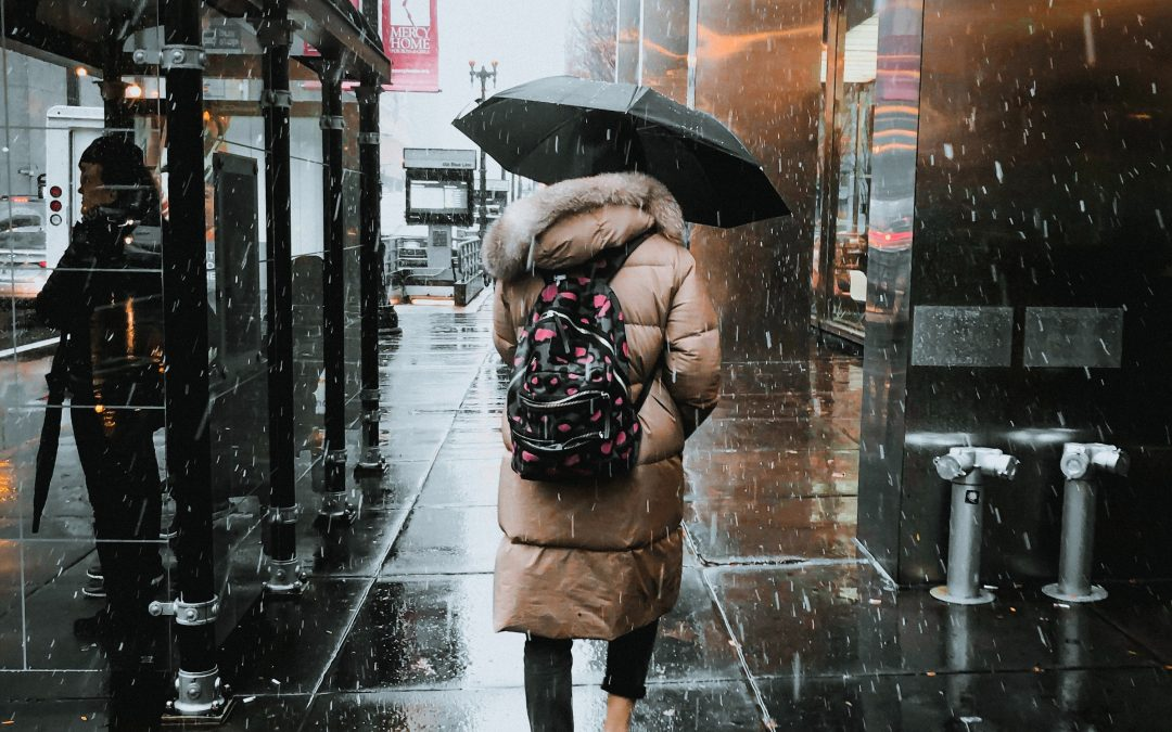 Rain Season in Vancouver